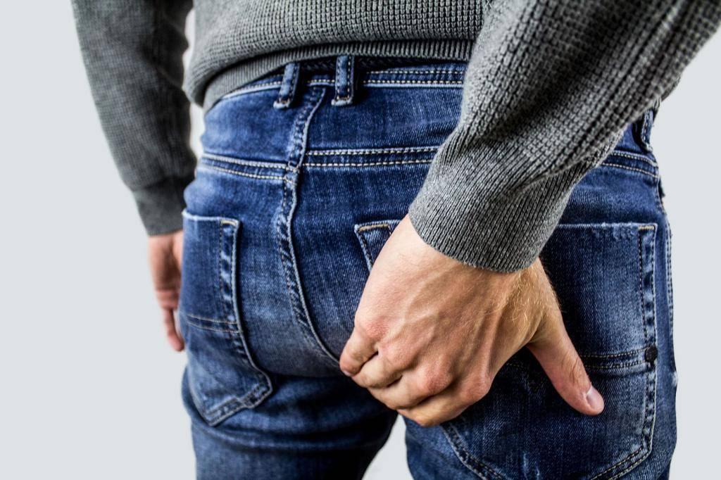 Чем лечить геморроидальные узлы в заднем проходе