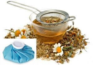 Как сделать ванночку из ромашки при геморрое