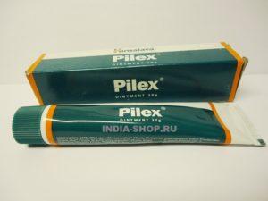 Пайлекс (Pilex) таблетки и мазь при геморрое